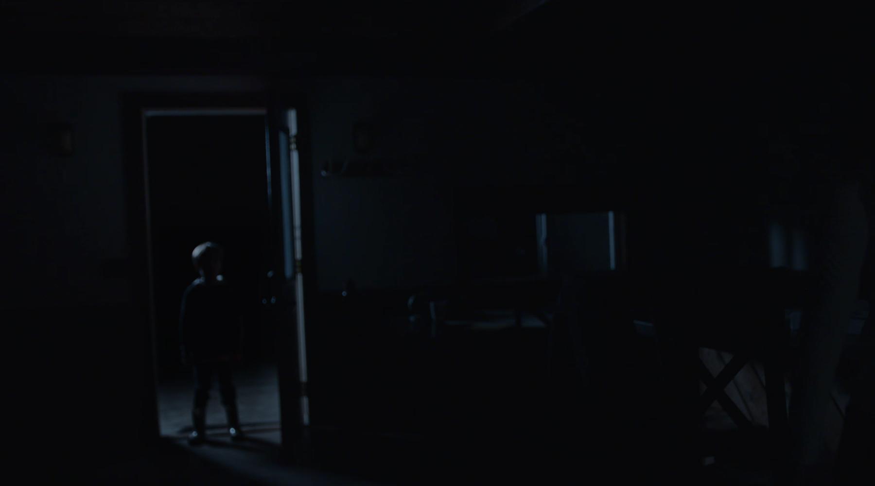 Interior Lighting for Horror Film - Moonlight