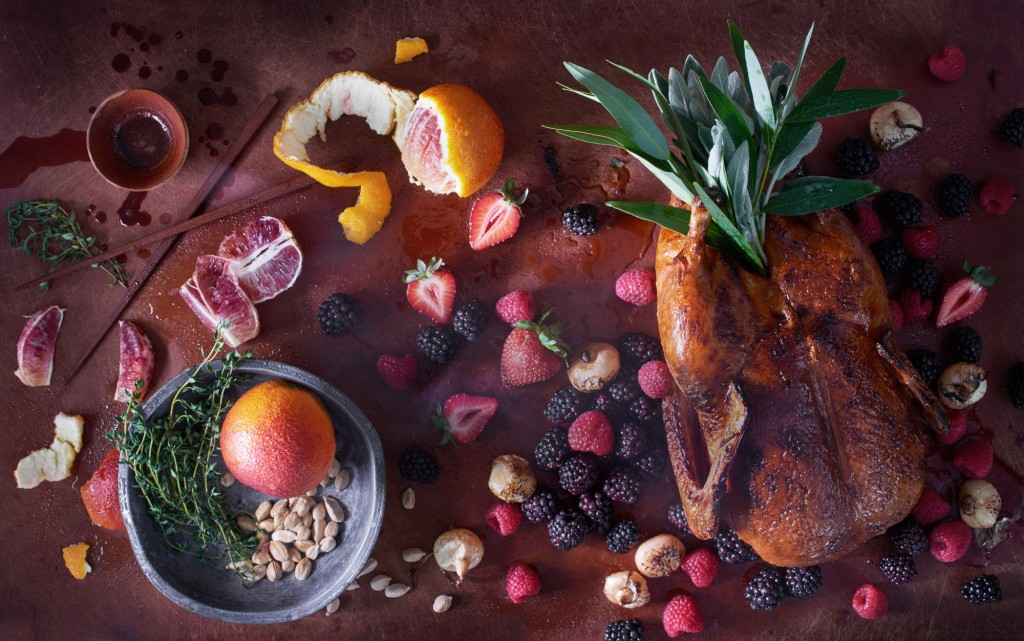 Adding Dimension to Food Photography