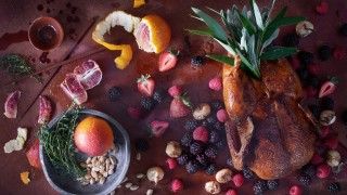 How to Add Dimension to Food Photography