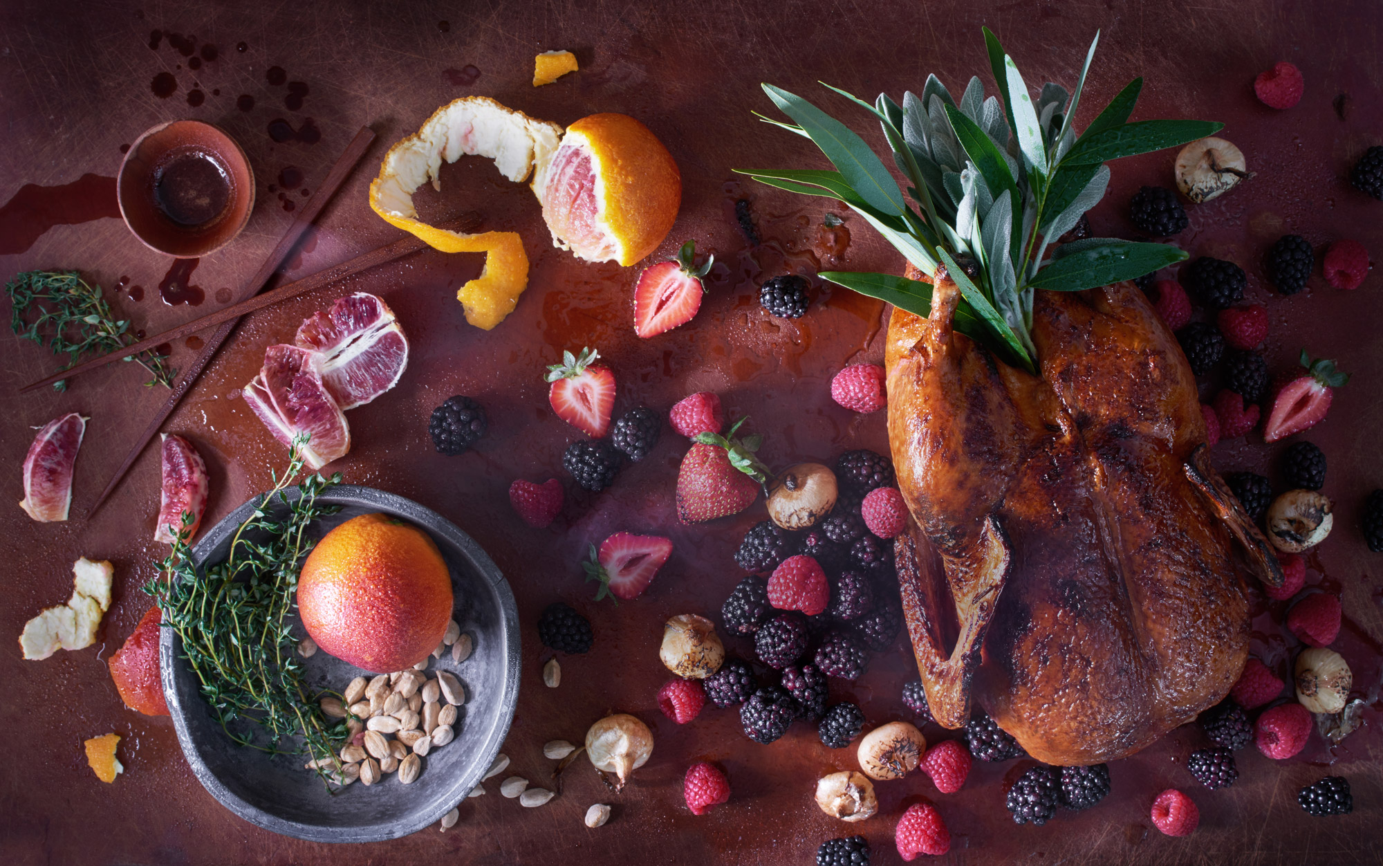 How To Add Dimension To Food Photography Westcott University