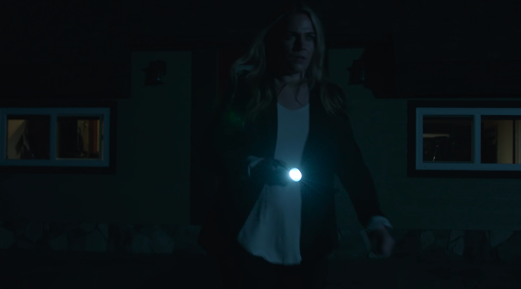 Exterior Lighting for a Horror Film - Moonlight