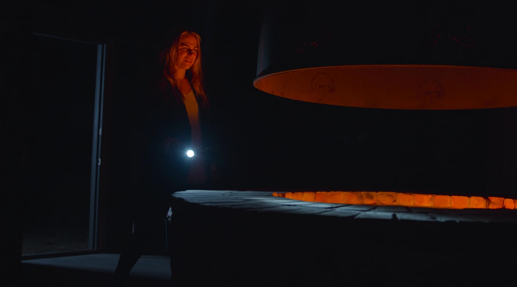 Exterior Lighting for a Horror Film - Fire Light