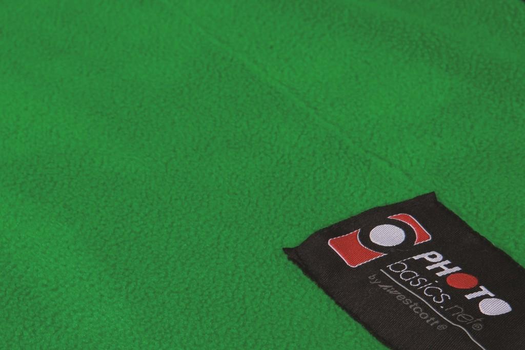Wrinkle-Resistant Green Screen Backdrop