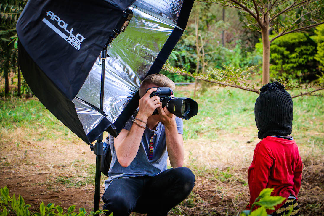 Behind the Scenes - Photographing Kenya with Kole Purdy