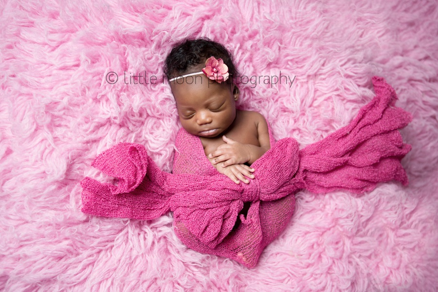 Safe Lighting for Newborn Portraits — Westcott University