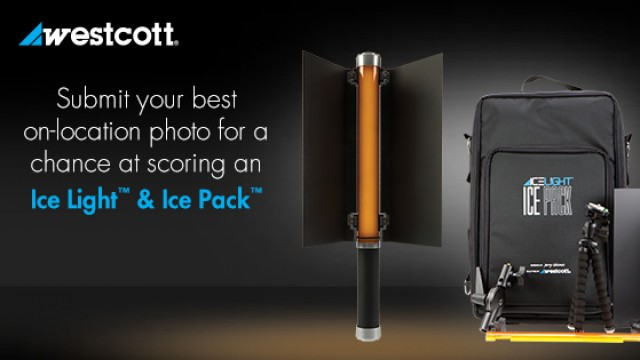 Submit Your Best Image for a Shot at Winning an Ice Light + Ice Pack