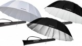 Purchase 3 Westcott 7′ Parabolic Umbrellas for one low price