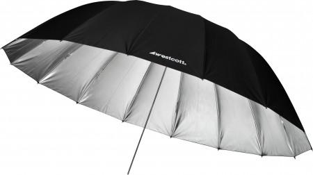 Westcott 7' Silver Parabolic Umbrella
