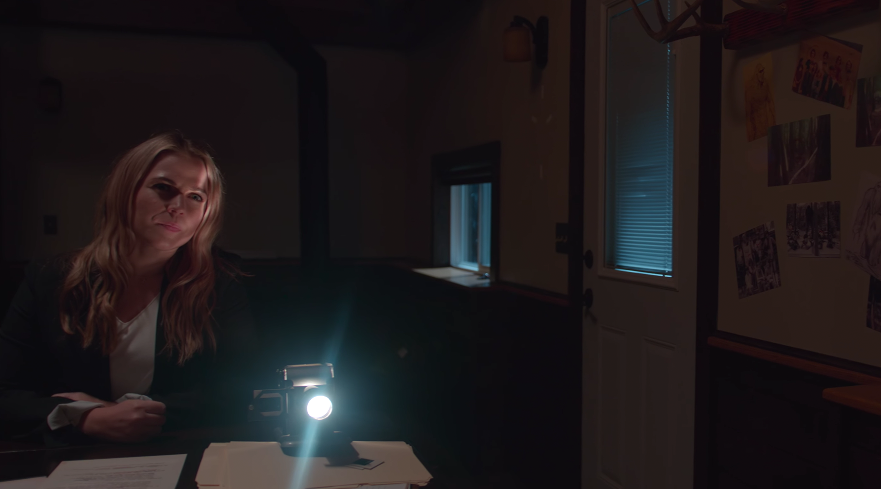 Interior Lighting for Horror Film