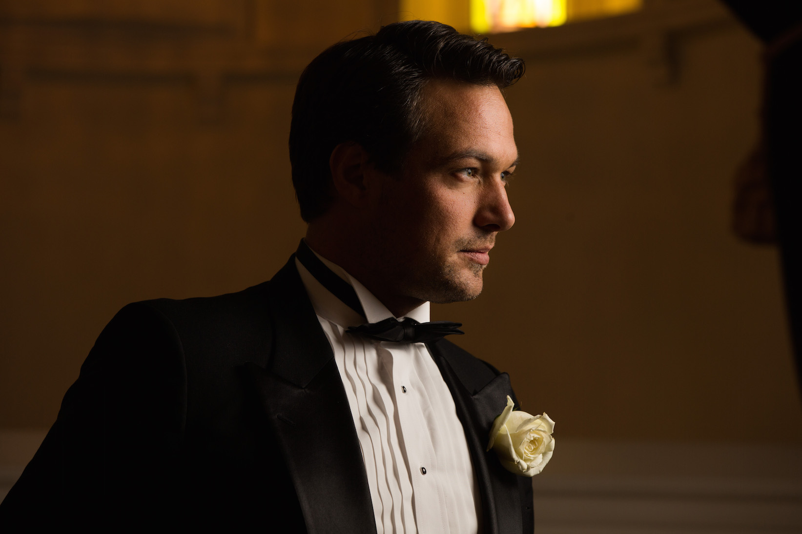 Groom Portrait - Wedding Photography