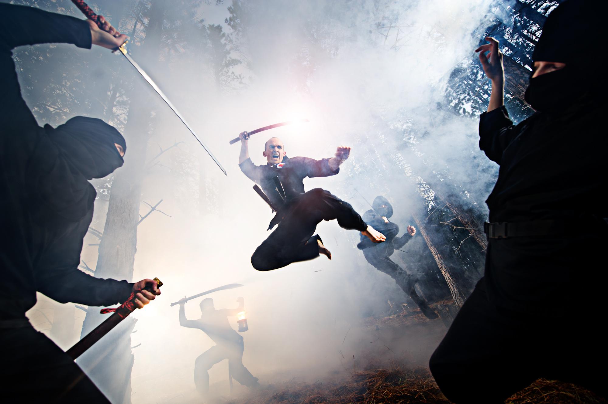 Kubota Ninja Horizontal