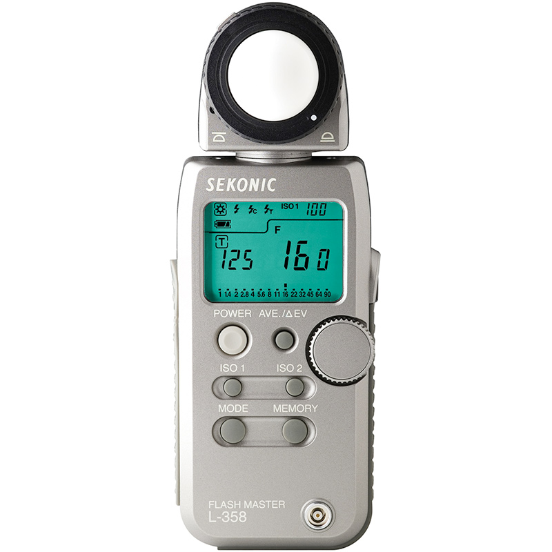 L 358 Light Meter   Do you need one?