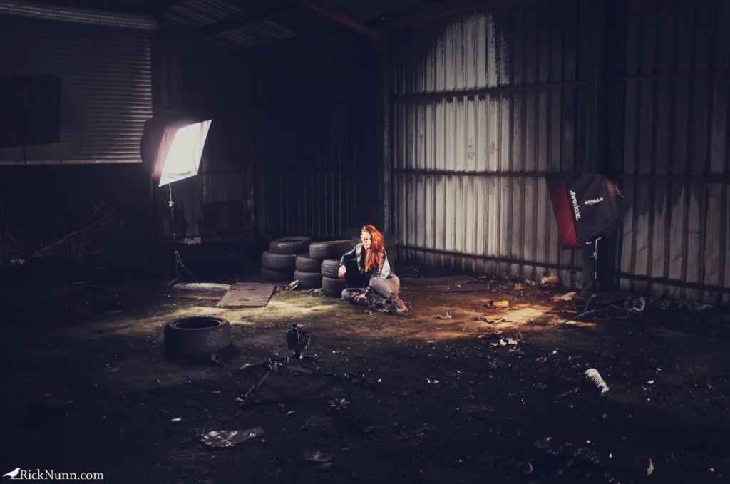 Rick Nun - Leah Set-Up