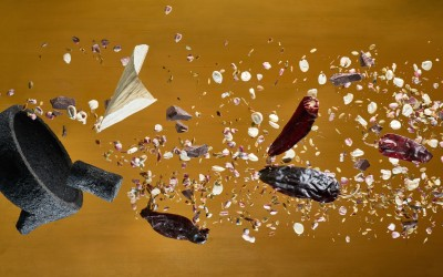 Food Photograph - Freeze Motion