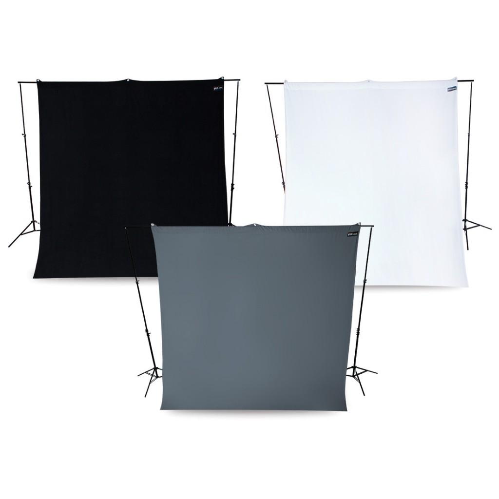 Wrinkle-Resistant Backdrop Bundles
