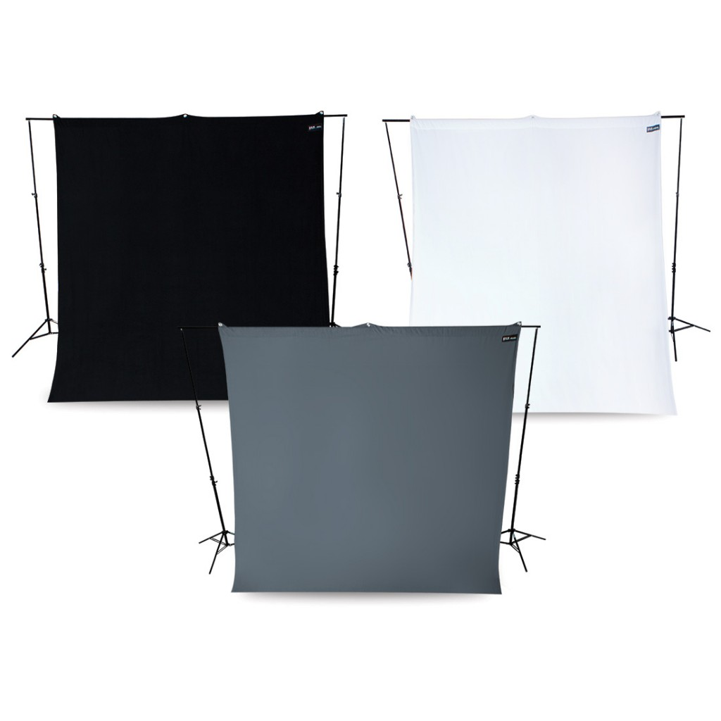 Wrinkle-Resistant Backdrop Bundles