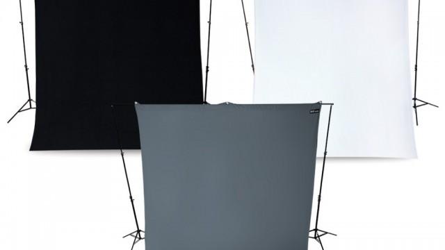 Westcott Introduces Wrinkle-Resistant Backdrop Bundles