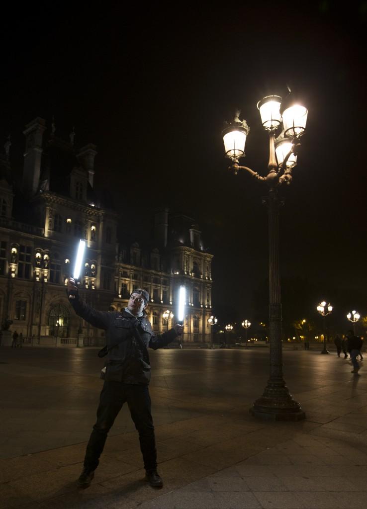 Joao Carlos and the Ice Light