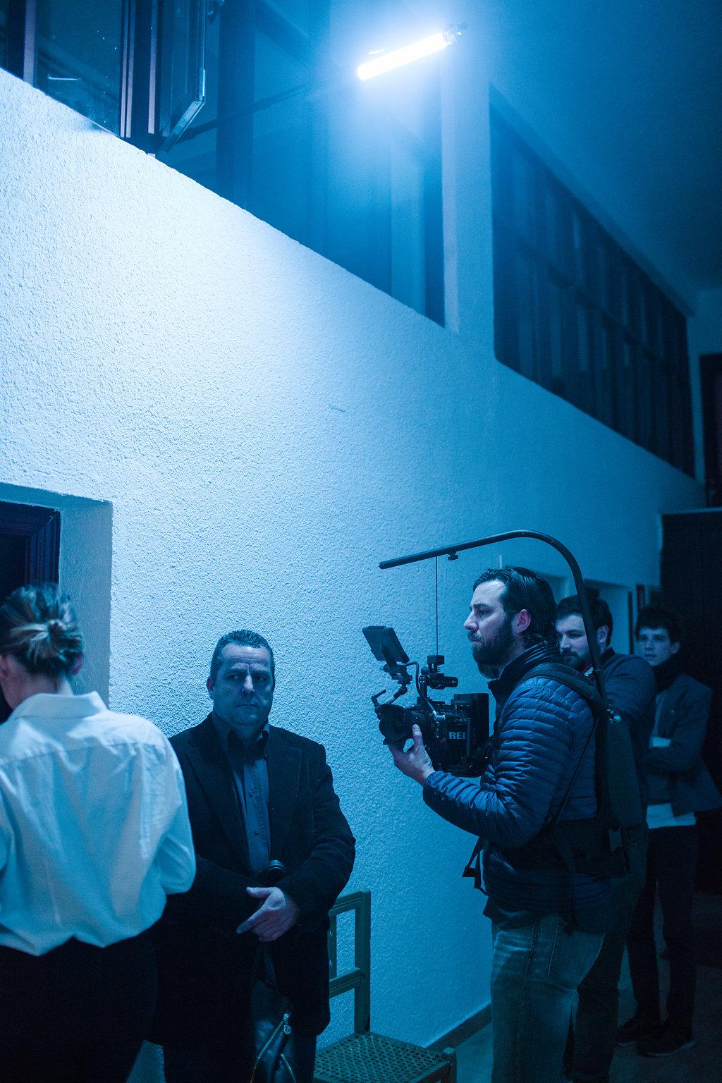 #filmmakerfriday Bittersweet Creative BTS 8