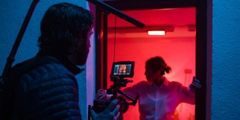 #filmmakerfriday Bittersweet Creative BTS 5
