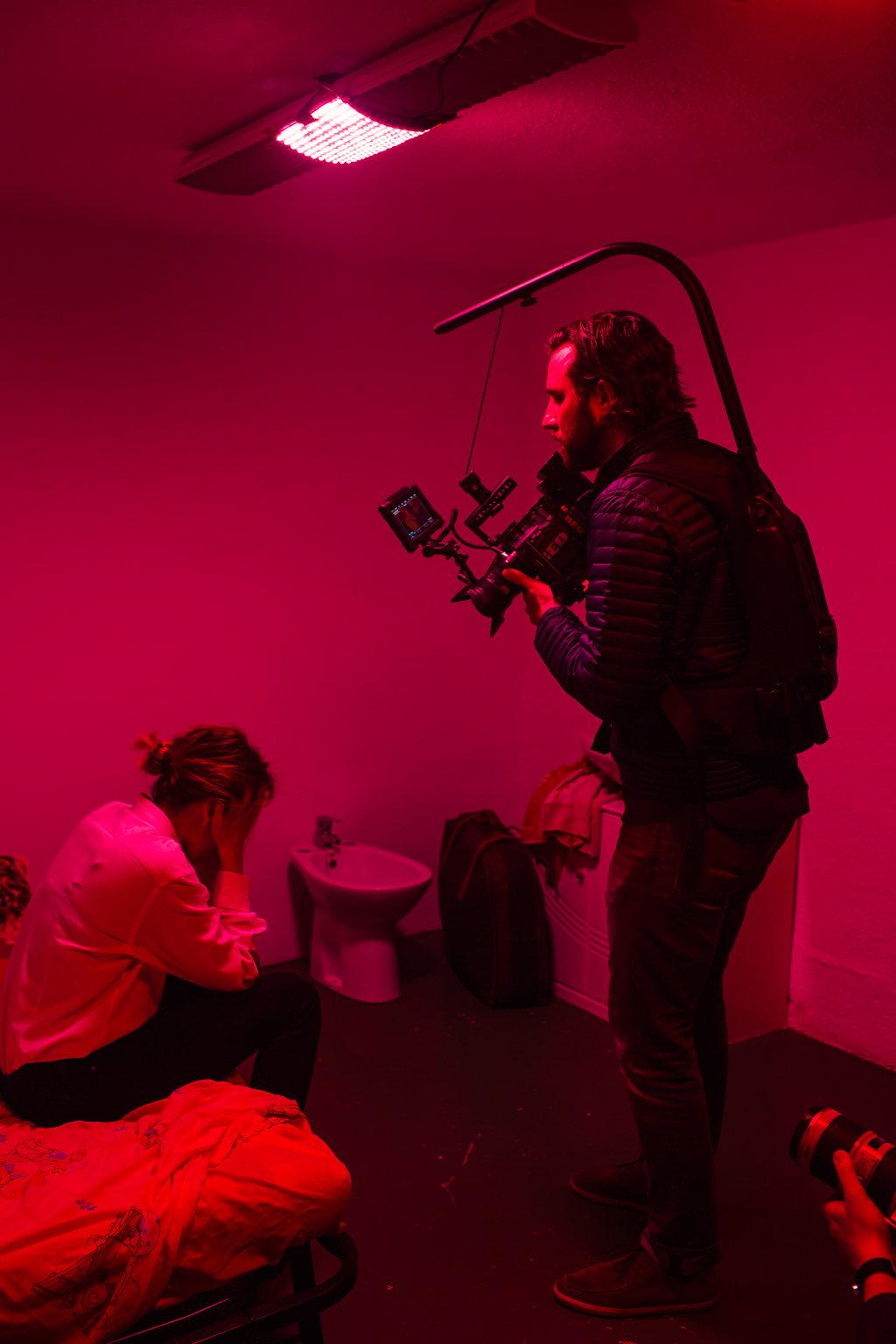#filmmakerfriday Bittersweet Creative BTS 4