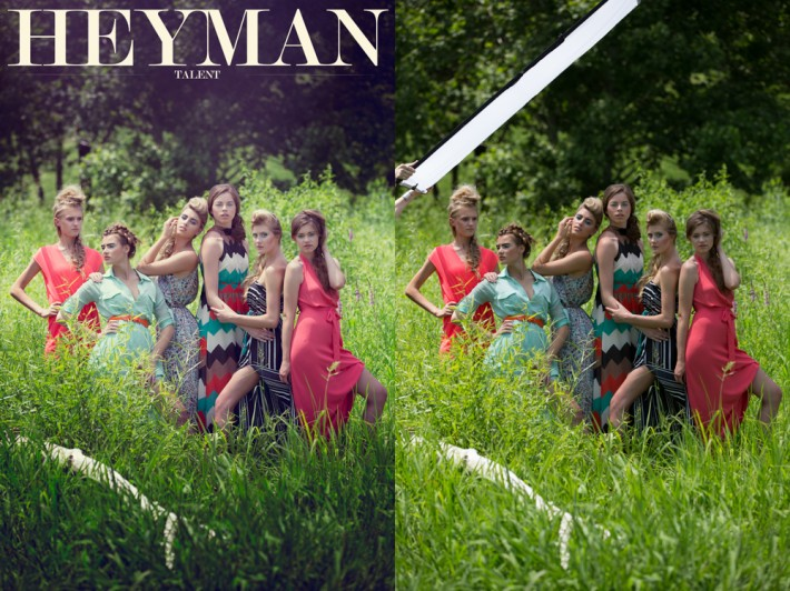 Heyman Talent by Clay Cook