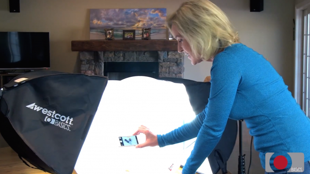 Product Photography from Home with Erin Manning
