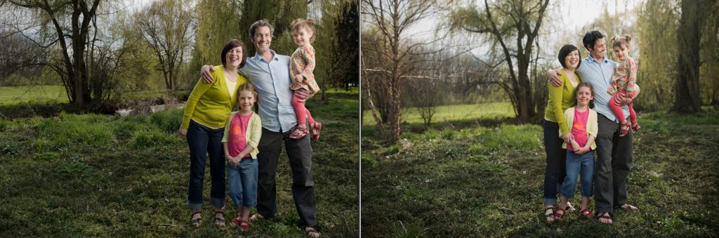 Andrew Tomasino - Family Portraits