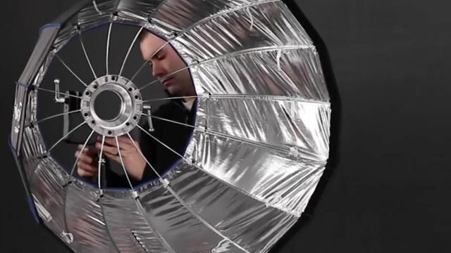 Zeppelin Deep Parabolic: Assembly Tips