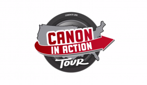 Canon In Action Tour 2014