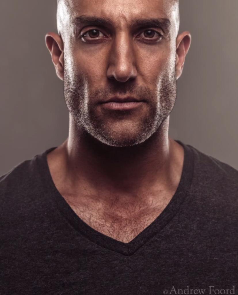 Andrew Foord - Dramatic Headshot Final