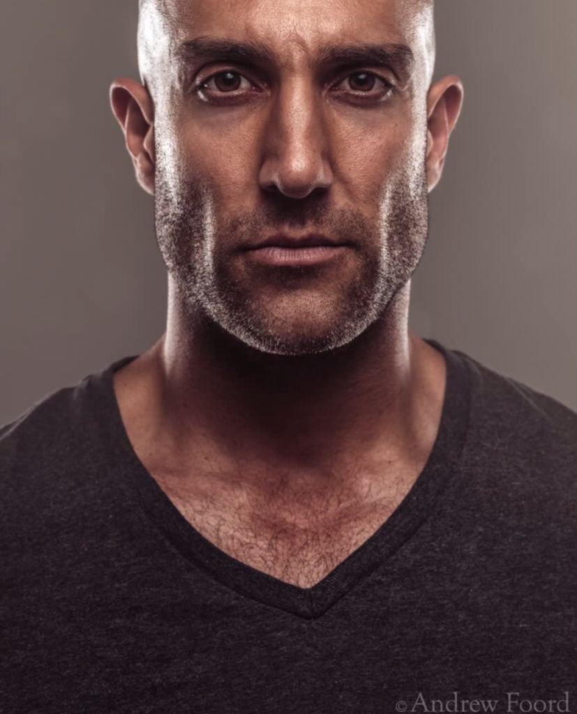 Andrew Foord - Dramatic Headshot Final