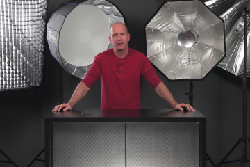 Joel Grimes on Light Modifiers