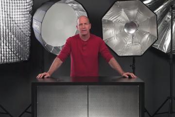 Joel Grimes on Light Modifiers