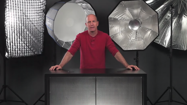 Choosing the Right Light Modifier with Joel Grimes