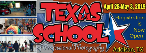Texas School of Professional Photography 2019