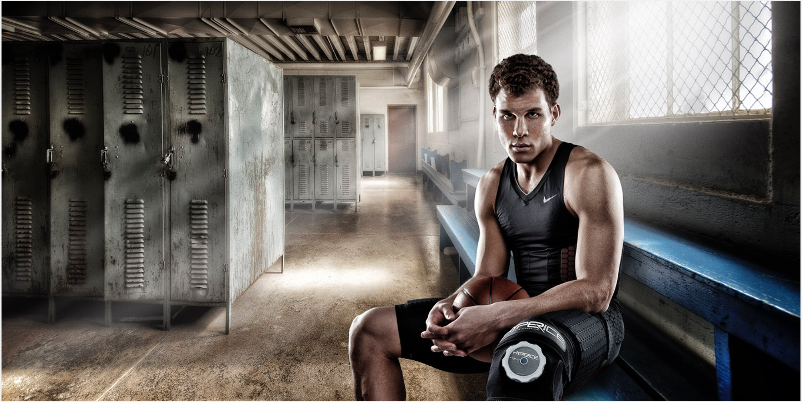 Blake Griffin - Dramatic Composite Photography - Joel Grimes (3)