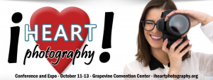 I Heart Photography Conference