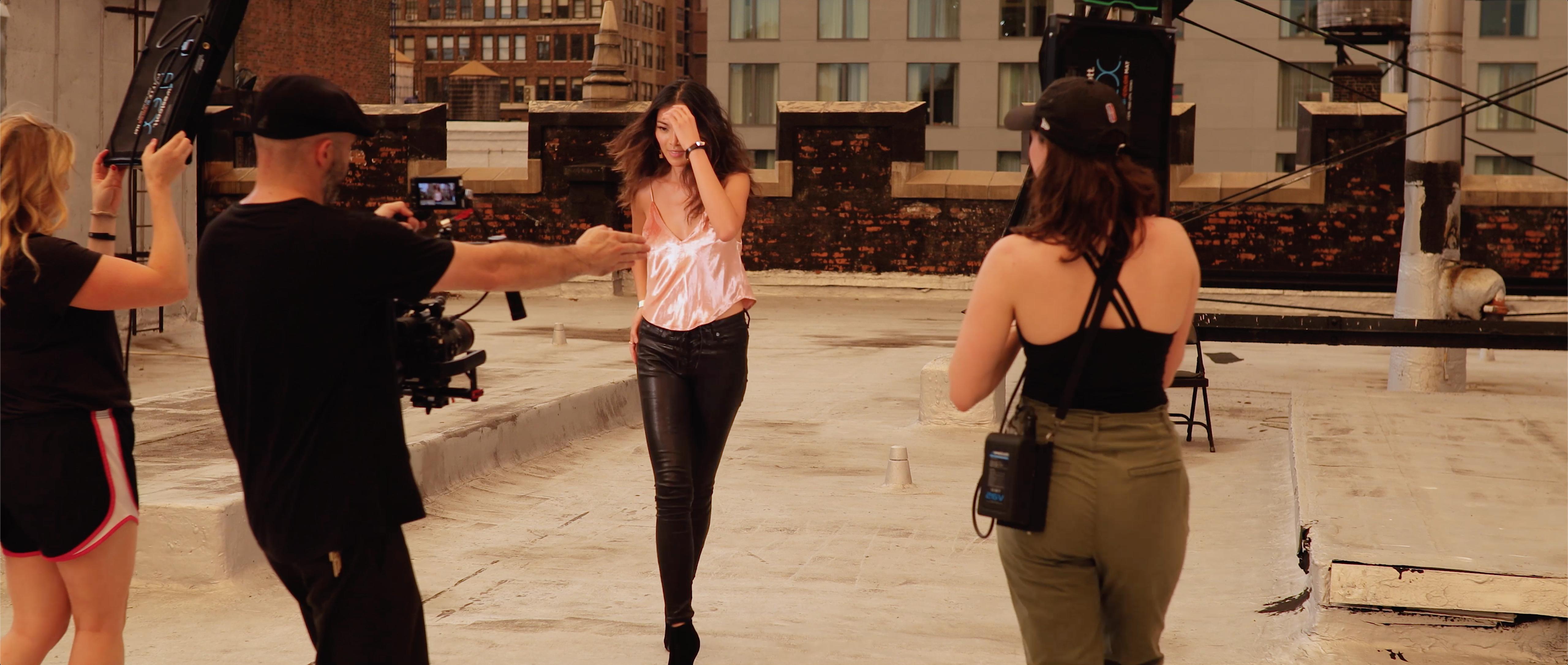 Fashion Film with Dave Geffin