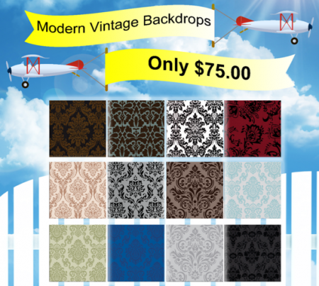 Screen shot 2012 05 03 at 3.20.02 PM 450x403 HOT New Promotion: Modern Vintage Backdrops