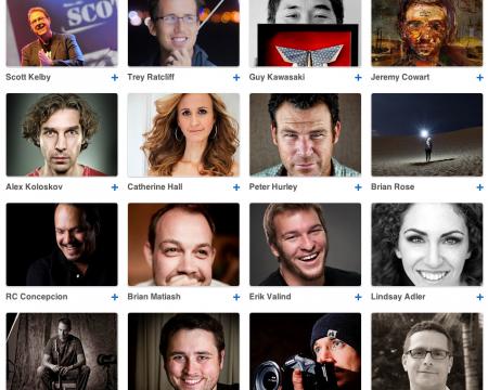 Google + Photographers Conference