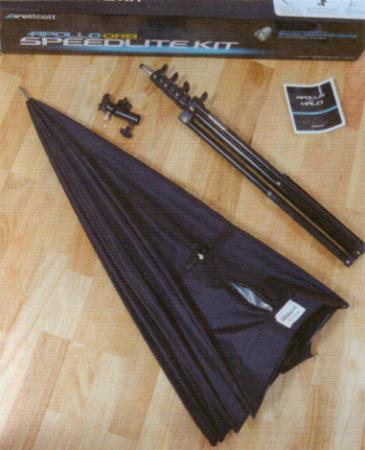 Apollo Orb Kit contents