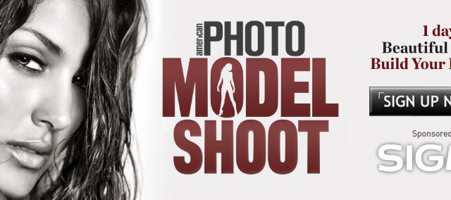 Photo Model Shoot: In a city near you!