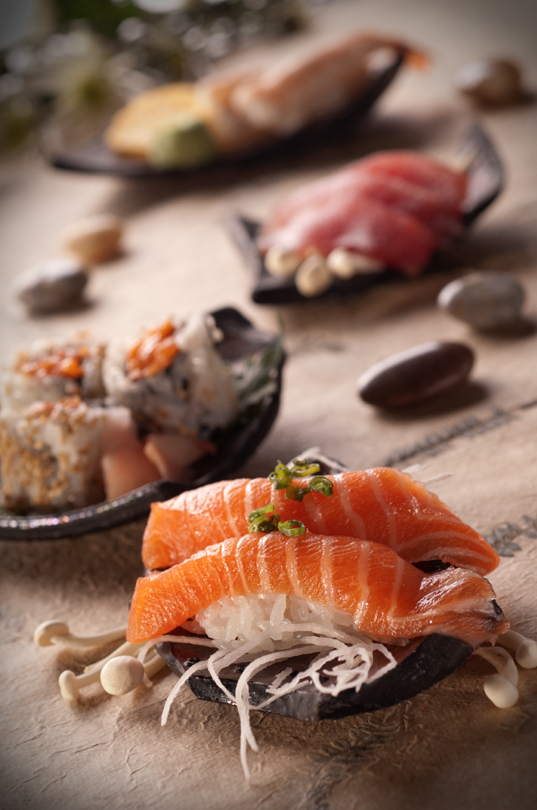 Eric Eggly Sushi Food Photography 2012