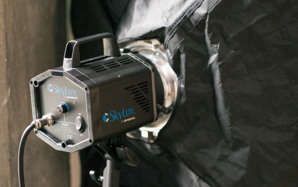 Continuous Lighting with the Skylux