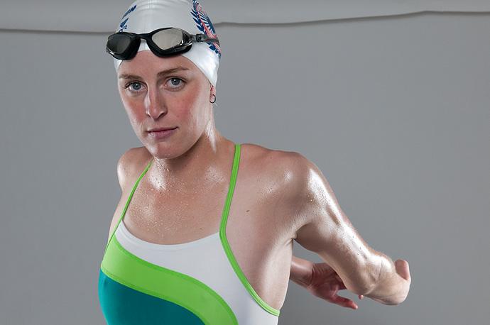 Original Swimmer Photo