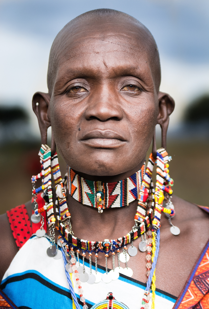 Portrait 2 - Photographing Kenya with Kole Purdy