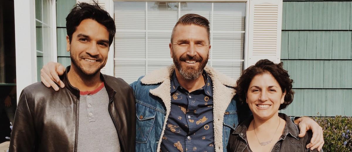 The Delivery Men for #FilmmakerFriday