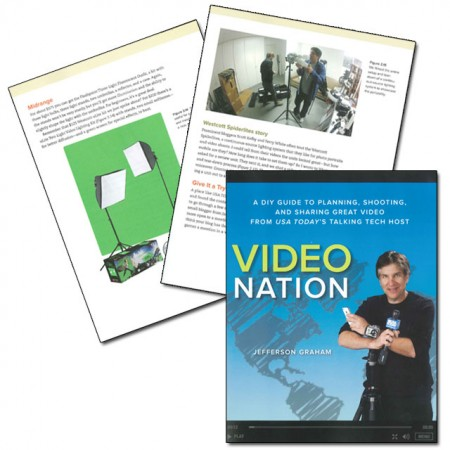 VideoNationFeature 450x450 Westcott Spiderlite TD6 and uLite receive Gear Highlight in Book