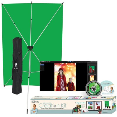Westcott Illusions ErinManning CreationKit 400x400 Speedlite Photos for Graduation Photos